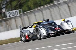 #2 Audi Sport Team Joest Audi R18 TDI: Tom Kristensen, Allan McNish