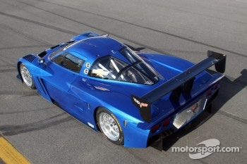 General Motors reveals the new 2012 Corvette Daytona Prototype