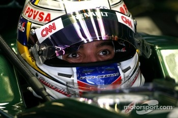 Rodolfo Gonzalez, Team Lotus