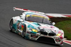 #4 HATSUNEMIKU GOODSMILE BMW: Nobuteru Taniguchi