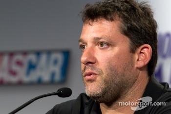 Championship contenders press conference: NASCAR Spint Cup Series contender Tony Stewart