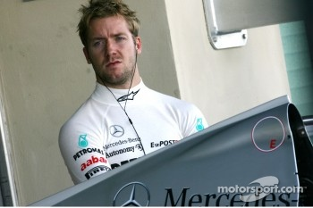 Sam Bird, Mercedes Grand Prix