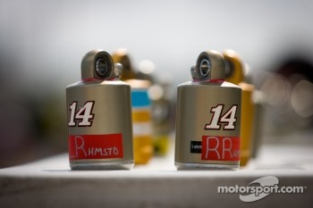 Shock absorbers for Tony Stewart, Stewart-Haas Racing Chevrolet