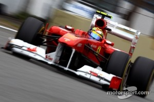 2012 Ferrari passed crash test