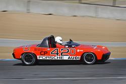 Leon Desimone 1970 Porsche 914-6