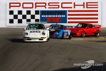 Chris O'Donnell 1998 Porsche RSR