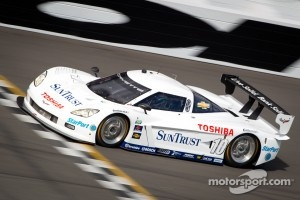 #10 SunTrust Racing Chevrolet Corvette DP: Max Angelelli, Ricky Taylor