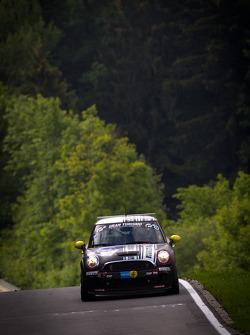 #139 Dörr Motorsport Mini Cooper: Christian Penno, Friedrich Holoch, Roland Konrad, Heiko Hahn