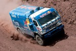#504 Kamaz: Ayrat Mardeev, Aydar Belyaev, Anton Shibalov