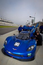 #90 Spirit of Daytona Chevrolet Corvette DP: Antonio Garcia, Oliver Gavin