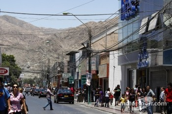 Downtown Copiapo