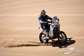 #110 KTM: Christopher Birch