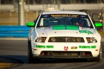 #49 Roush Performance Mustang Boss 302R: Roly Falgueras, Bryan Ortiz