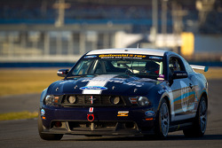 #158 Miller Racing Mustang Boss 302R: Ian James, Roger Miller