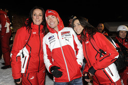 Wroom 2012: Press ski meeting, Madonna di Campiglio