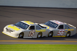 Clint Bowyer, Michael Waltrip Racing Toyota, Martin Truex Jr., Michael Waltrip Racing Toyota