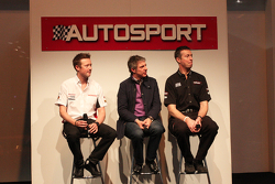 Gordon Sheddon, Jason Plato and Matt Neal