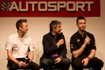 Gordon Sheddom, Jason Plato and Matt Neal
