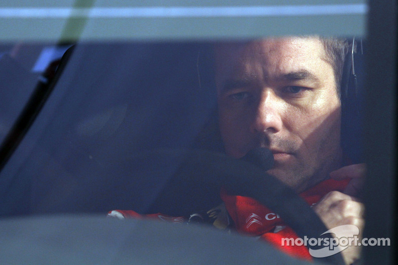 Sébastien Loeb, Citroën Total World Rally Team