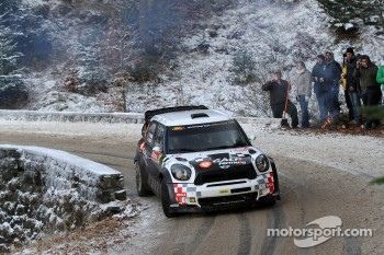 Armindo Araujo and Miguel Ramalho, Mini John Cooper Works WRC, Armindo Araújo World Rally Team