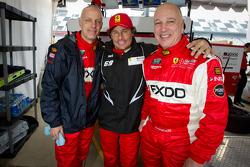 Nick Longhi, Anthony Lazzaro and Emil Assentato
