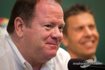 Chip Ganassi Racing press conference: Chip Ganassi