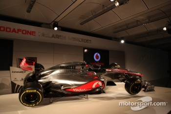 The new MP4-27