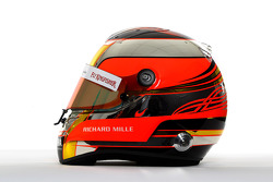 The helmet of Jules Bianchi