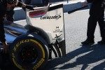 Mclaren Rear wing end plate