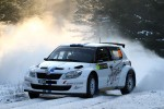 Sbastien Ogier and Julien Ingrassia, Skoda Fabia S2000