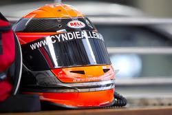 Helmet of Cyndie Allemann