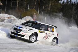 Andreas Mikkelsen and Ola Floene, Volkswagen Motorsport