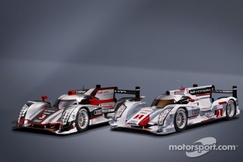 The Audi R18 Ultra and E-tron