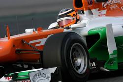Nico Hulkenberg, Sahara Force India Formula One Team