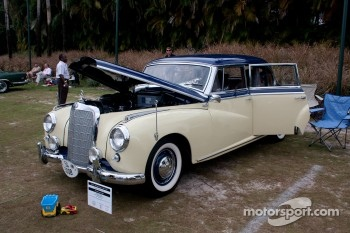 1954 Mercedes 300B 