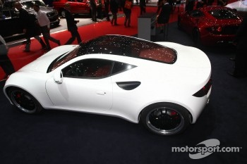 Artega GT glass roof concept