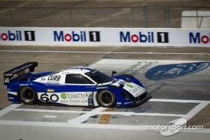 #60 Michael Shank Racing with Curb-Agajanian Ford Riley: Oswaldo Negri, John Pew testing on Friday March 9