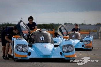 Gulf Racing Middle East Lola B12/80 Coupé - Nissan