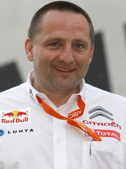 Yves Matton, Director Citroën Racing