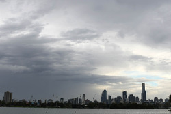 Melbourne atmosphere