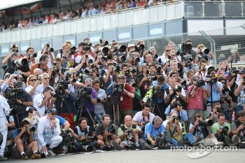 F1 Photographers