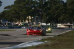 #61 AF Corse-Waltrip Ferrari F458 Italia: Robert Kauffman, Michael Waltrip, Rui Aguas