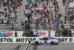 Elliott Sadler takes the win