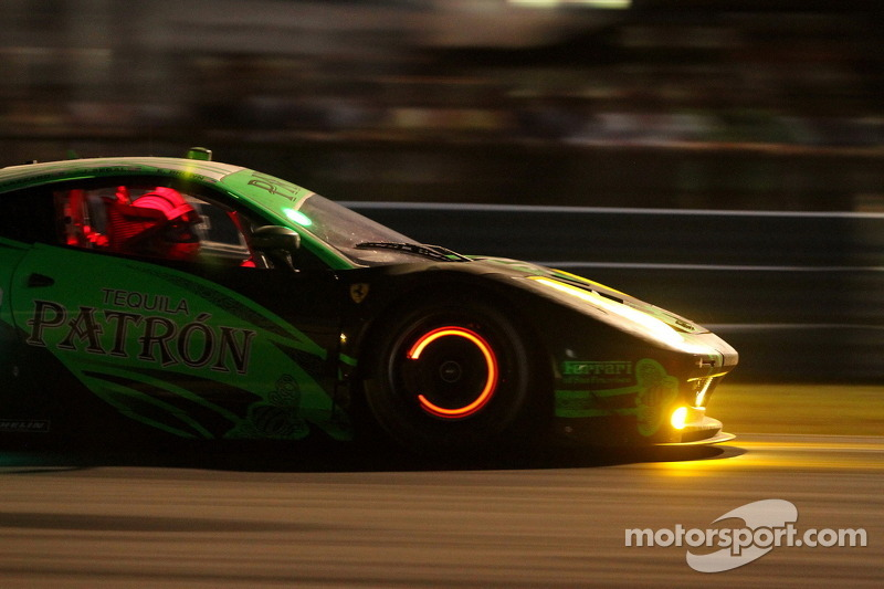 #02 Extreme Speed Motorsports Ferrari F458 Italia: Ed Brown, Jeff Segal, Anthony Lazzaro