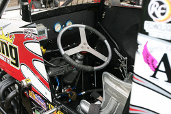 Jason Sides' cockpit