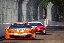 #77 Ferrari of Beverly Hills 458TP: Harry Cheung