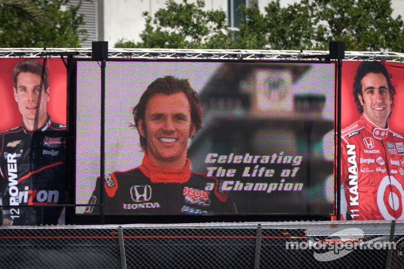 Tribute to Dan Wheldon