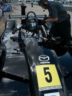 #5 Level 5 Motorsports Cooper Prototype Lite: Scott Tucker