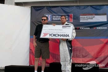 Yokohama Hard Charger Winner:  David Calvert-Jones