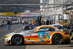 #4 GSR&Studie with Team Ukyo BMW Z4 GT3